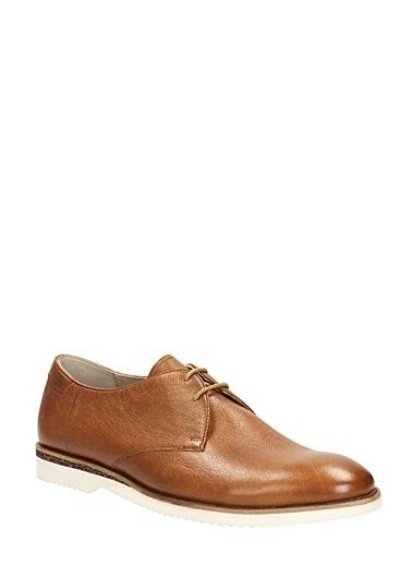 Bağcıklı Deri Ayakkabı-Clarks